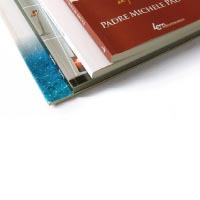 Stampa cataloghi riviste magazine pubblicazioni brossura grecata e fresata| multigrafica.net