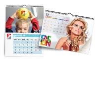 stampa calendari da parete muro personalizzati| multigrafica.net