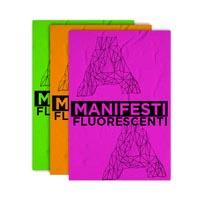 Stampa manifesti carta fluorescente| multigrafica.net
