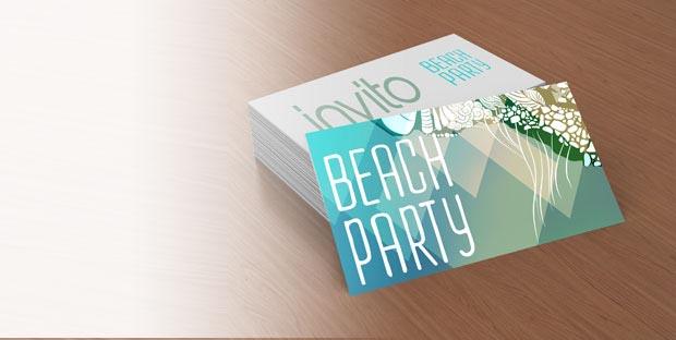 stampa cartoline inviti biglietti personalizzati online